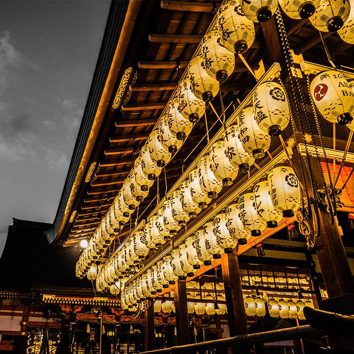 見どころたくさん!京都の【祇園祭】