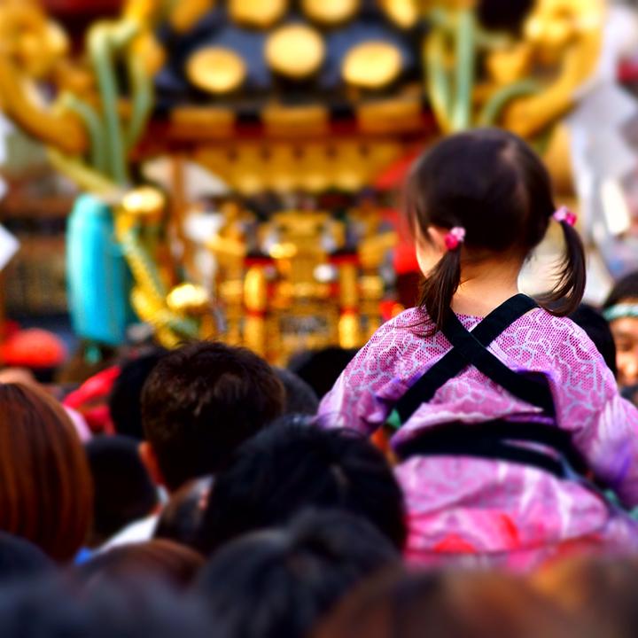 全国各地で開催されている有名なお祭りを紹介